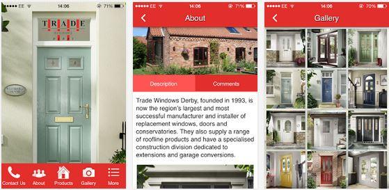 Trade Windows Derby App