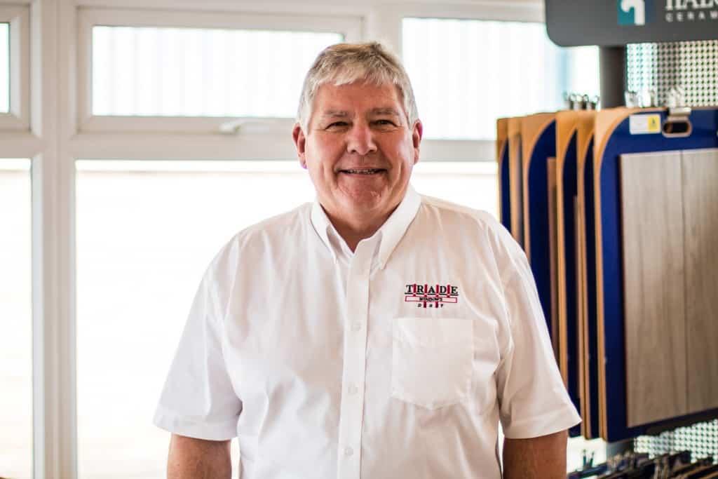 Denis Pett, Technical Representative, Trade Windows