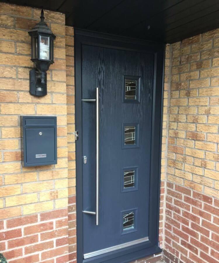 Composite Doors & Composite Doors | Composite Front \u0026 Back Doors - Trade Windows Derby