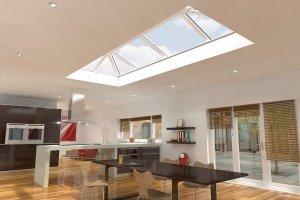 Kitchen extension from Trade Windows Derby