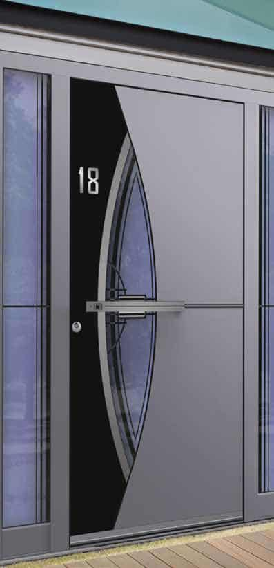 Exclusive luxury residential doors to make a designer entrance & Aluminium Entrance Doors | Aluminium Front \u0026 Back Doors - Trade ...