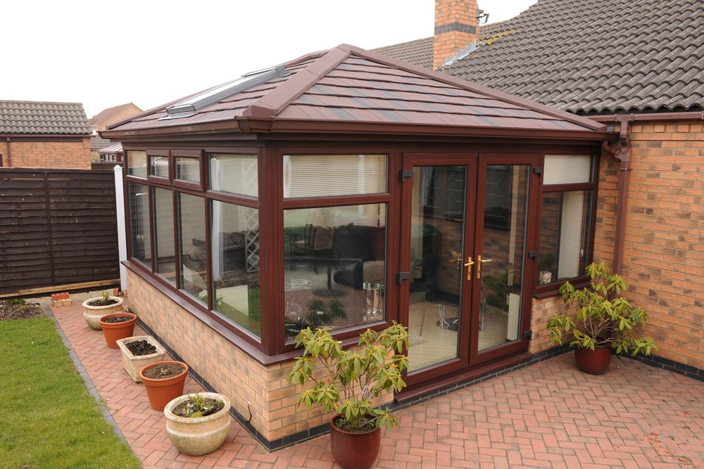 Tiled Roof Conservatories Trade Windows Derby