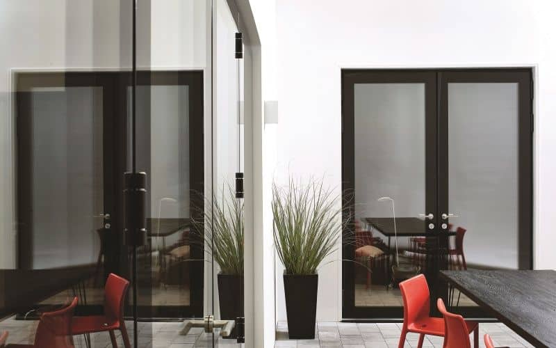 Lumi 2 Panel French Door