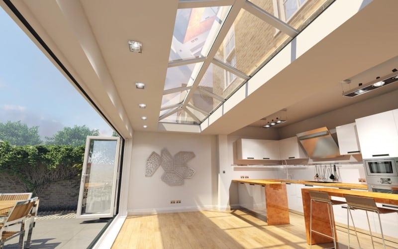 Skypod Interior