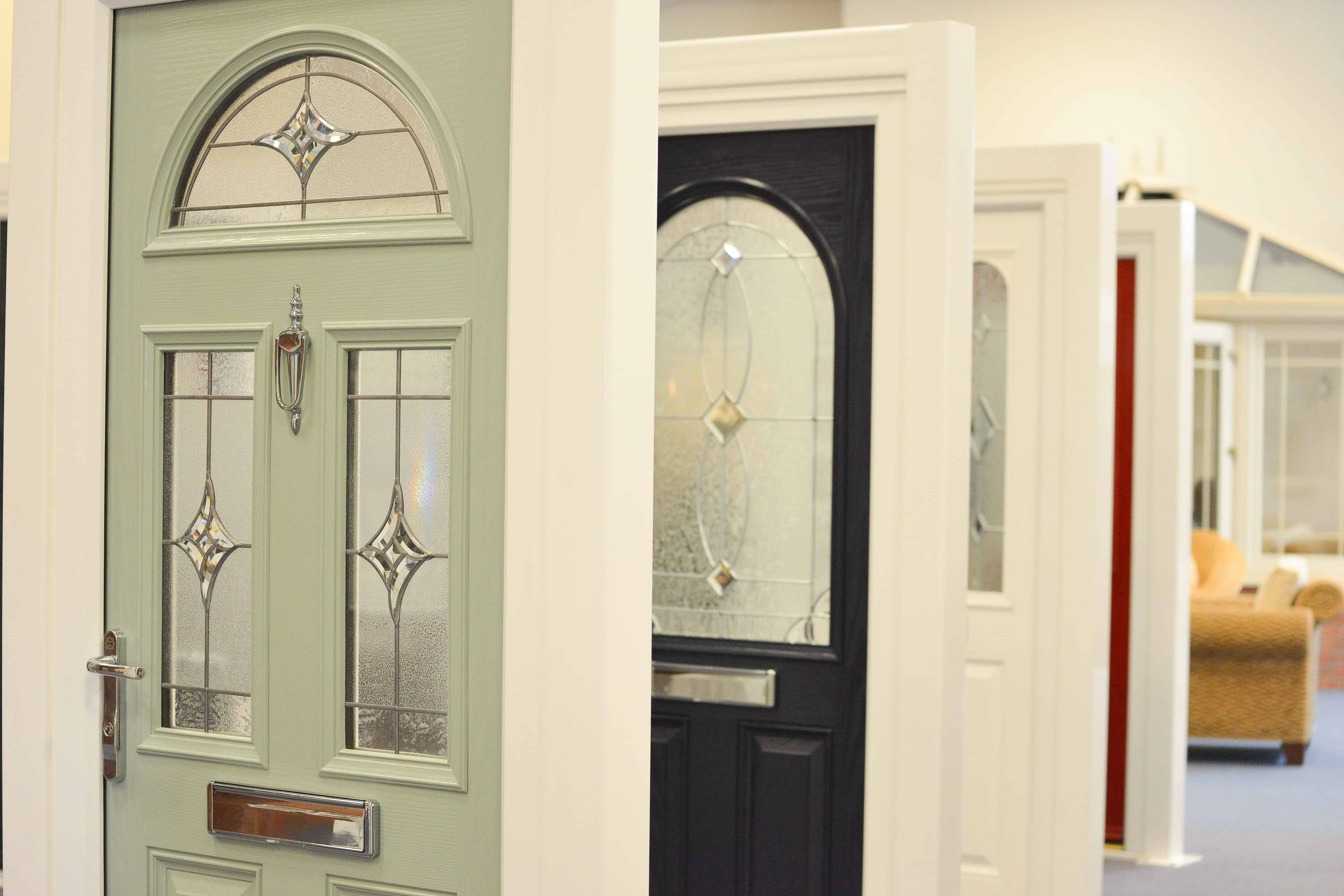 News & The biggest choice of composite doors in Derby