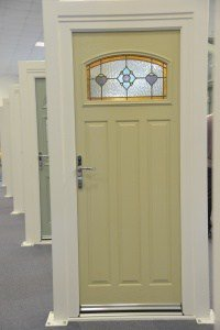 Choose the perfect composite door style for your Derby home