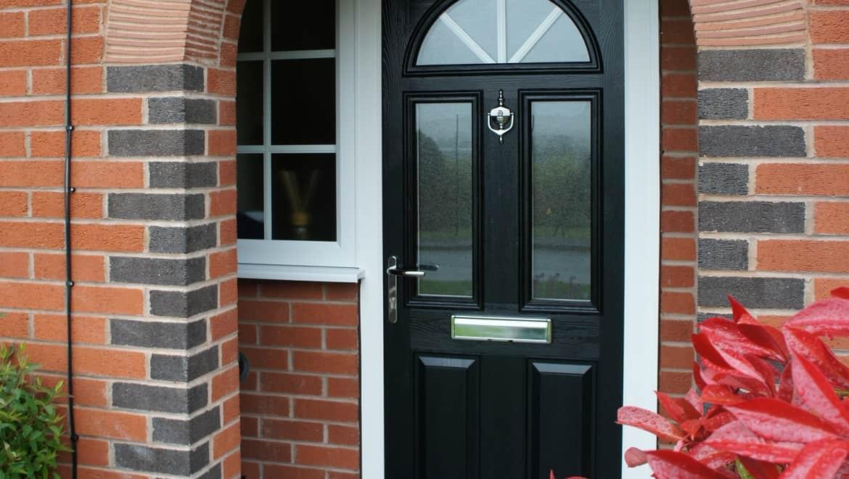 Replacement composite door