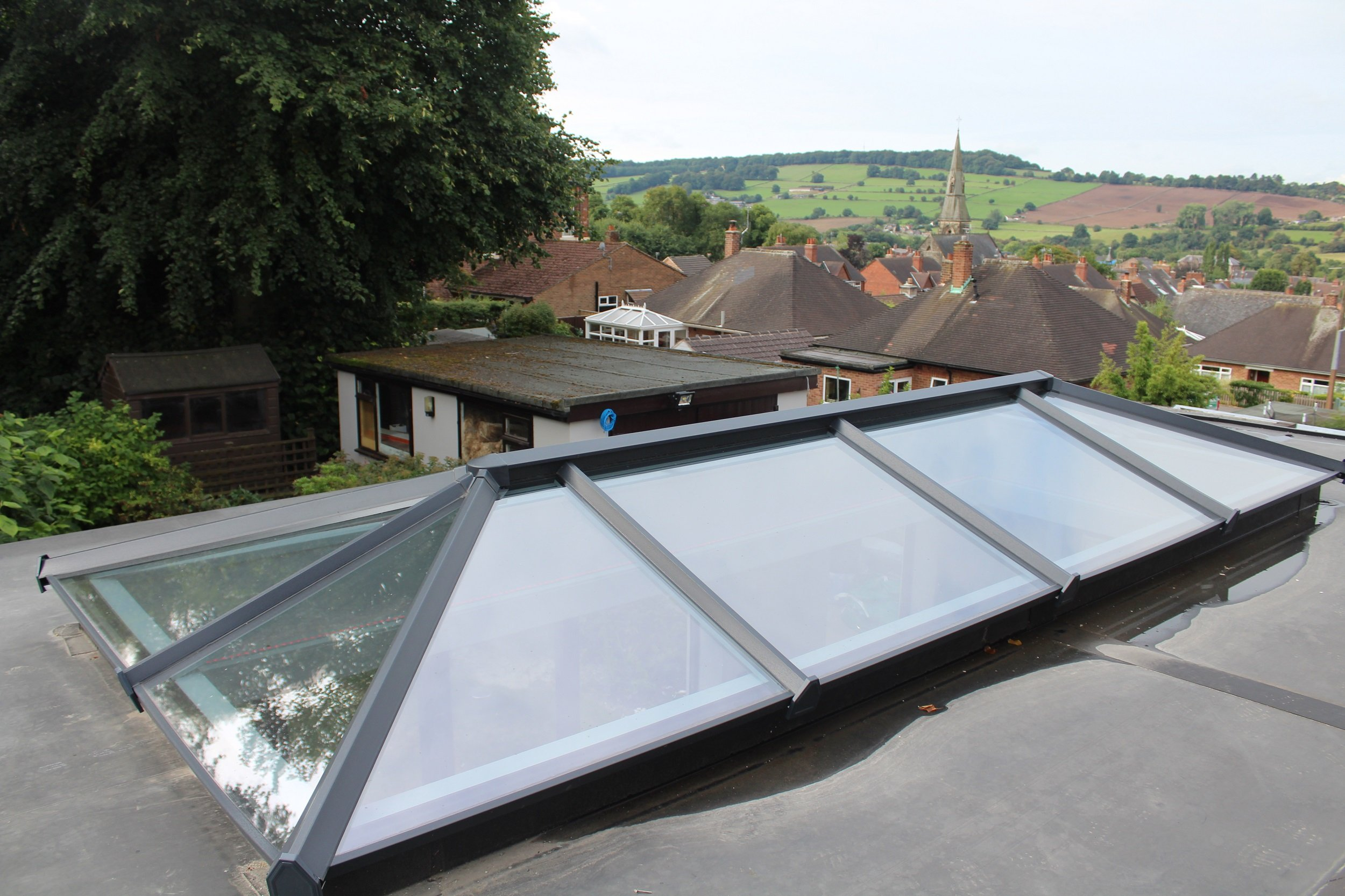 Rooflight in Derby Trade Windows