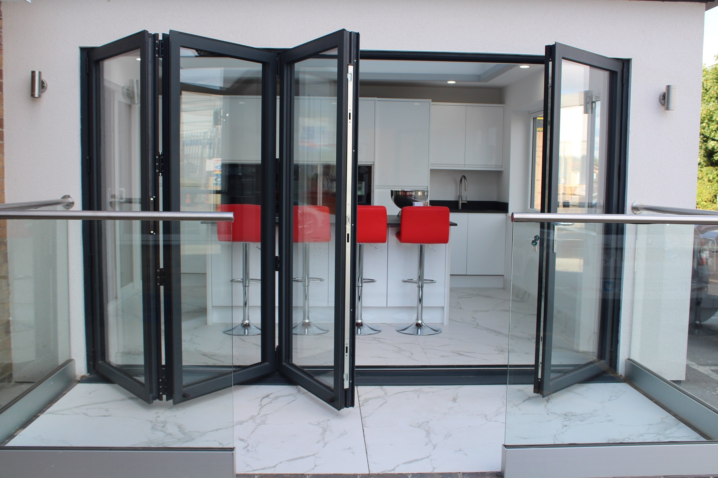 Bifold doors Derby