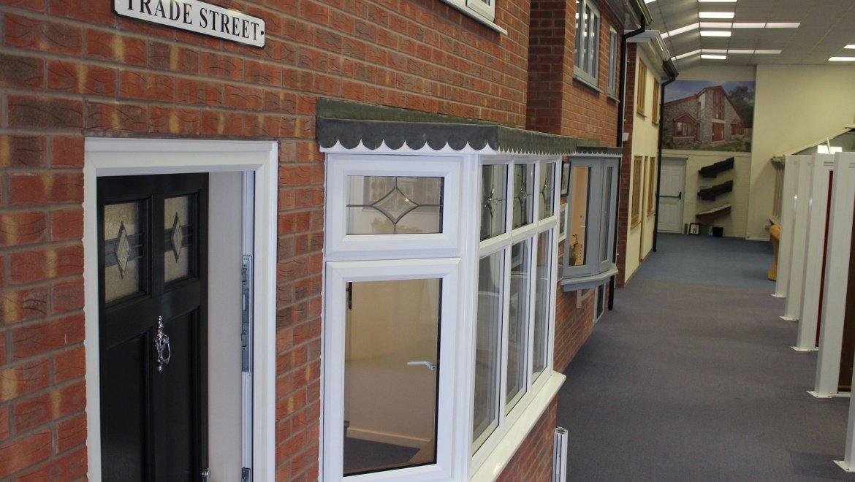 New windows Derby - Trade Windows Derby showroom