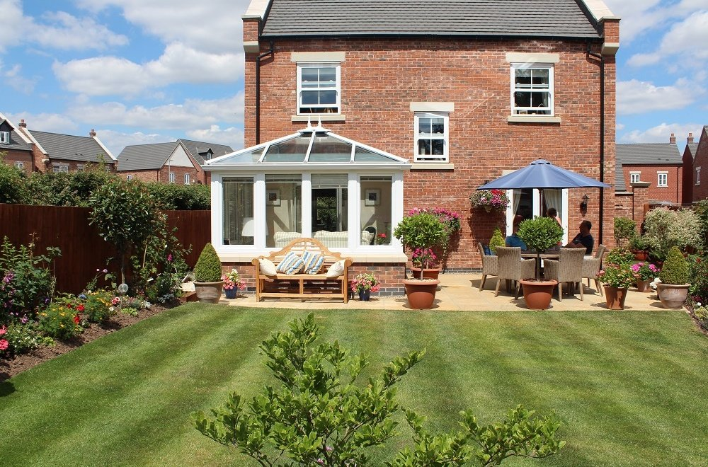 Spring home improvements Derby