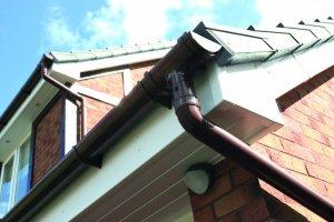 Roofline fascias soffits Derby