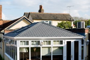 replacement solid roof